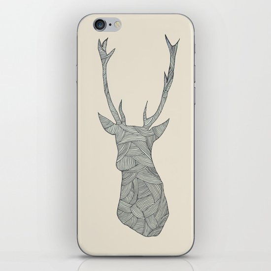 Deer. iPhone & iPod Skin