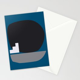 Shape study #4 - Stackable Collection Stationery Cards