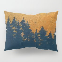 Golden Sunset Pillow Sham