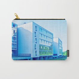 Apartment buildings with outdoor facilities Carry-All Pouch