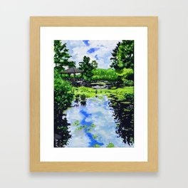 """Reflections"" Framed Art Print"