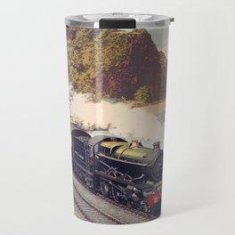 100 Years of Progress, 1835-1935. GWR Vintage Travel Poster Travel Mug