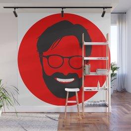 Jurgen, the man Wall Mural