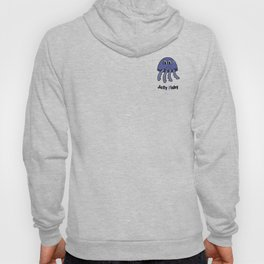 Jelly Fish Hoody