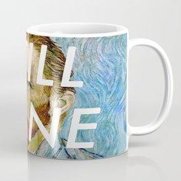 van Gogh is Still Sane Coffee Mug