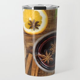Mulled wine Travel Mug