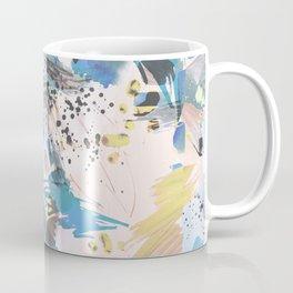 Playful watercolor pattern Coffee Mug