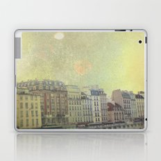 Paris Row Laptop & iPad Skin
