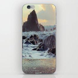 Crashing Waves II iPhone Skin