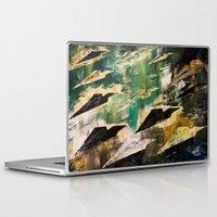 aviation Laptop & iPad Skins featuring AVIATION  by Matt Schiermeier