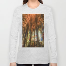 Winter Sun Cathedral Long Sleeve T-shirt