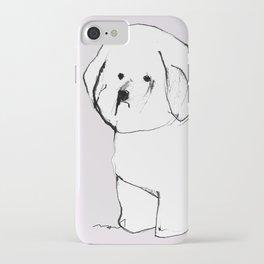 Bichon Frise iPhone Case