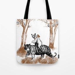 whackin season Tote Bag