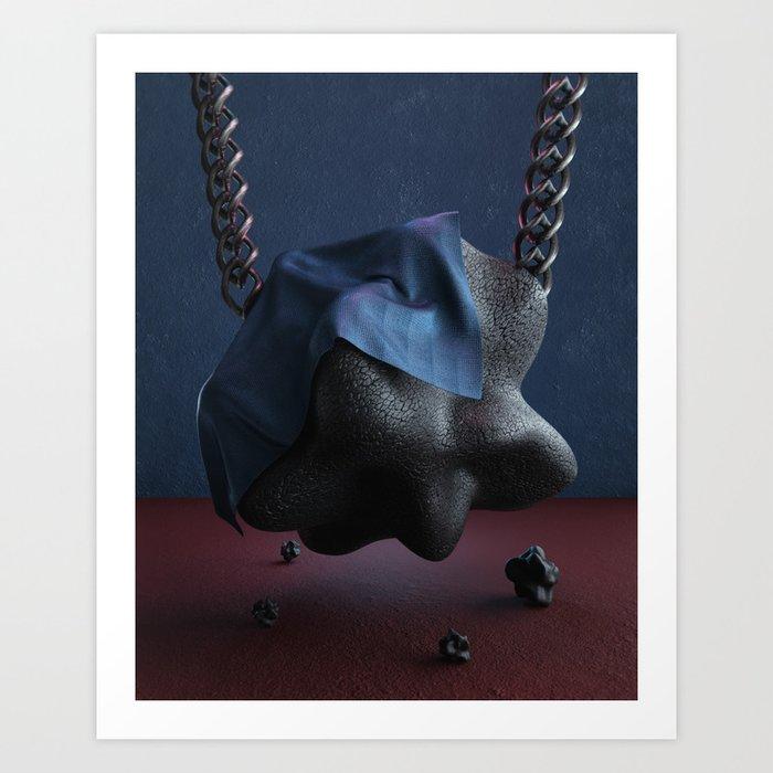 31/01/2020 Art Print