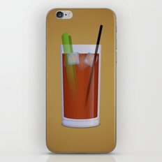 Bloody Mary iPhone & iPod Skin