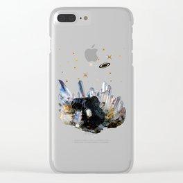 Star Aura Quartz Clear iPhone Case