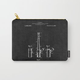 Cigarette Holder Patent 2 Carry-All Pouch
