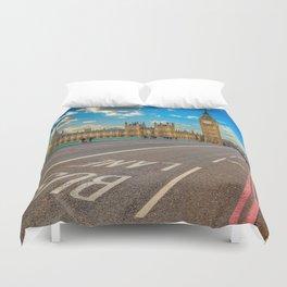 Big Ben Westminster Duvet Cover