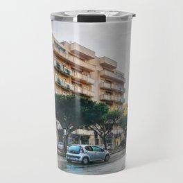 TRapani art 9 Travel Mug
