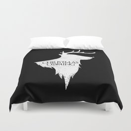 Christmas is Coming Duvet Cover