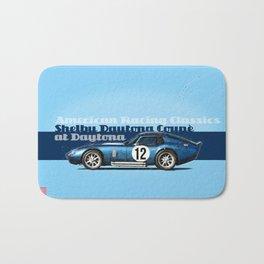 Shelby Daytona Coupe Bath Mat