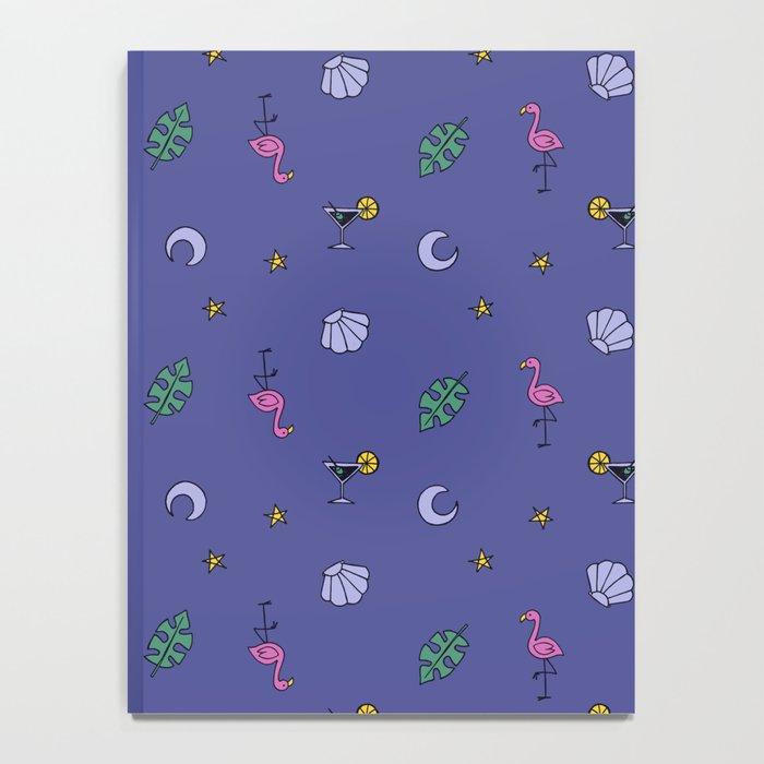 Summer Nights Notebook