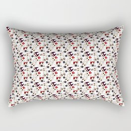 Hollow Knight Pattern NPC Rectangular Pillow