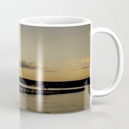 Pier walk Coffee Mug