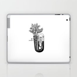 The tuba Laptop & iPad Skin