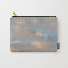 Clouds Light Carry-All Pouch
