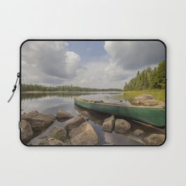 Perfect Boundary Waters Day Laptop Sleeve
