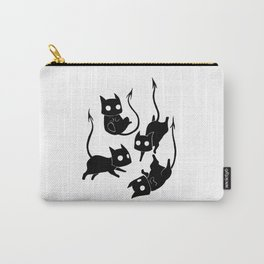 Demon Cats Carry-All Pouch