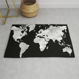 Design 70 world map Rug