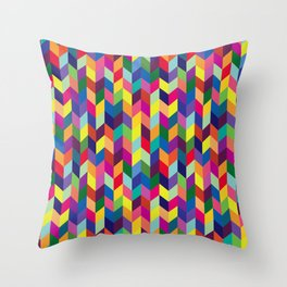 Geometric Pattern #1 Throw Pillow