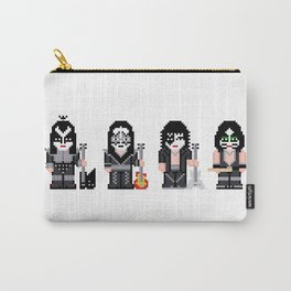 Pixel Kiss Carry-All Pouch