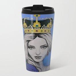 Teen Queen Metal Travel Mug