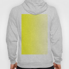 Yellow to Pastel Yellow Vertical Linear Gradient Hoody