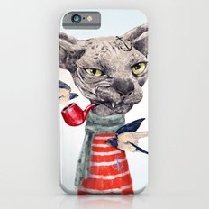 Sphynx cat iPhone 6s Slim Case