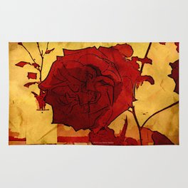 2nd Place Rose - 024 Rug