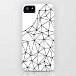 Polygon iPhone Case