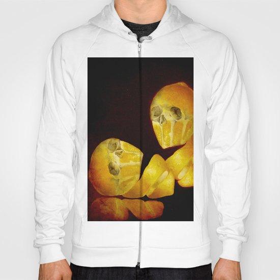 Lemon Bone Hoody