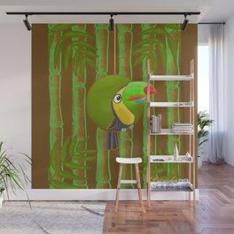 Happy Toucan! Wall Mural