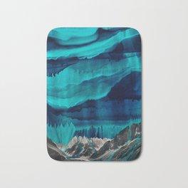 Skyfall, Melting Blue Sky Bath Mat