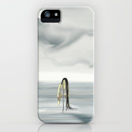 lakes of indifference iPhone Case