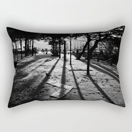 City Shadows Rectangular Pillow