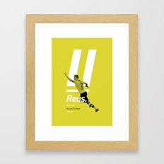 Reus Dortmund Framed Art Print