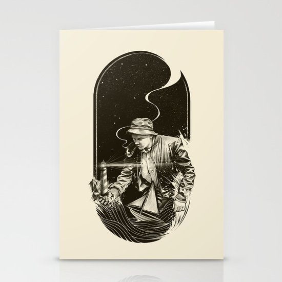 The Lighthouse Keeper Stationery Cards