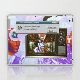 CHROME FΔILURE Laptop & iPad Skin