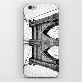 new york #3 - Brooklyn Bridge iPhone Skin