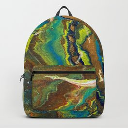Nature Acrylic Backpack